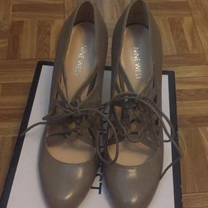 4 inches Nine West heels (brand new)